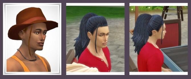 Sims 4 Jenson Hair at Birksches Sims Blog