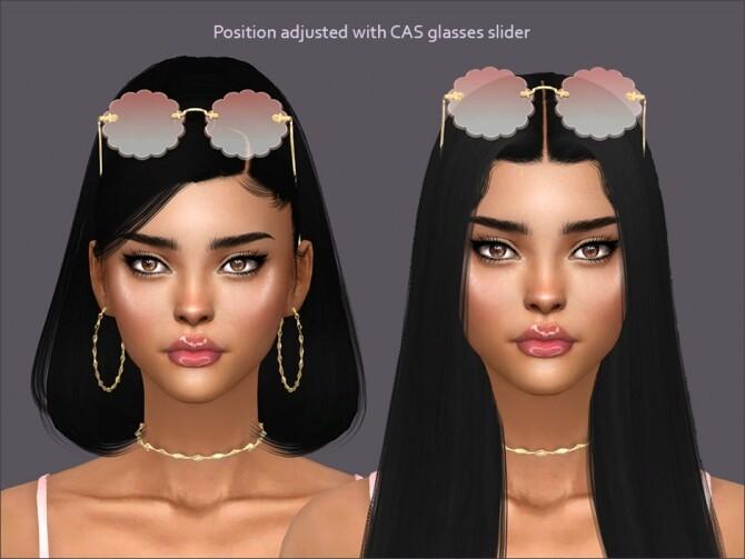 Sims 4 Rosie Sunglasses at Giulietta