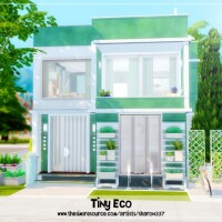 Tiny Eco House by sharon33