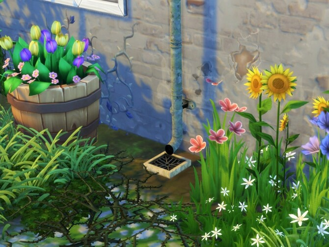 Urban Set 2: Drains and Drain Covers by Cyclonesue at TSR image 17213 670x503 Sims 4 Updates