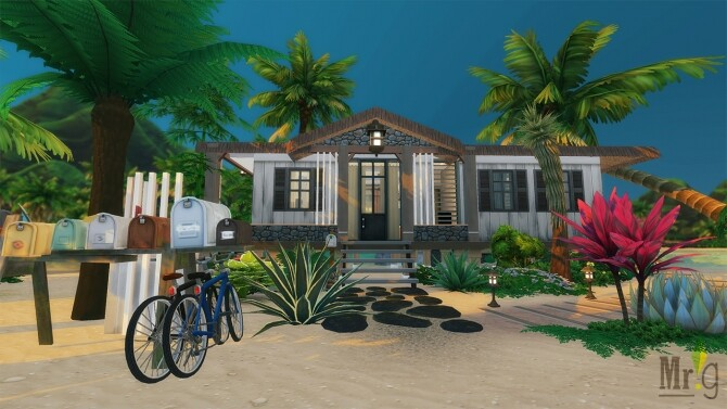Beach Cabin at Mister Glucose image 1773 670x377 Sims 4 Updates