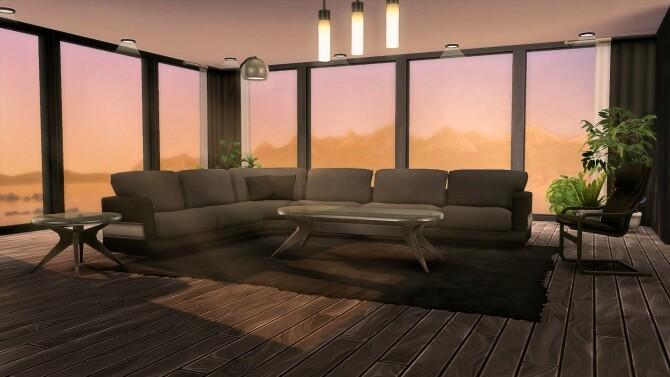 modular sofa by simsi45