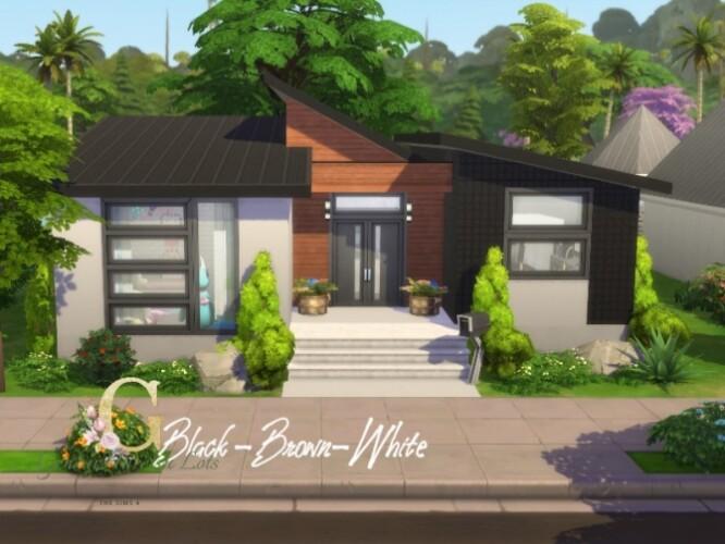 Black Brown White Home by GenkaiHaretsu