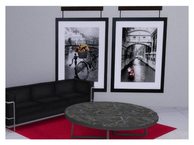 Coffee table recolors by Oldbox
