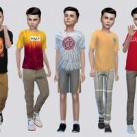 Random Tees Kids by McLayneSims