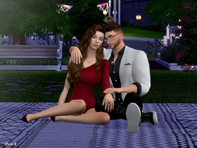 Surprise Pose pack by Beto ae0 at TSR image 1837 670x503 Sims 4 Updates