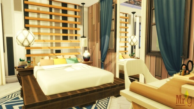 Beach Cabin at Mister Glucose image 1843 670x377 Sims 4 Updates