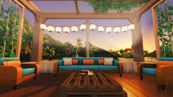 Beach Cabin at Mister Glucose image 1873 670x377 Sims 4 Updates