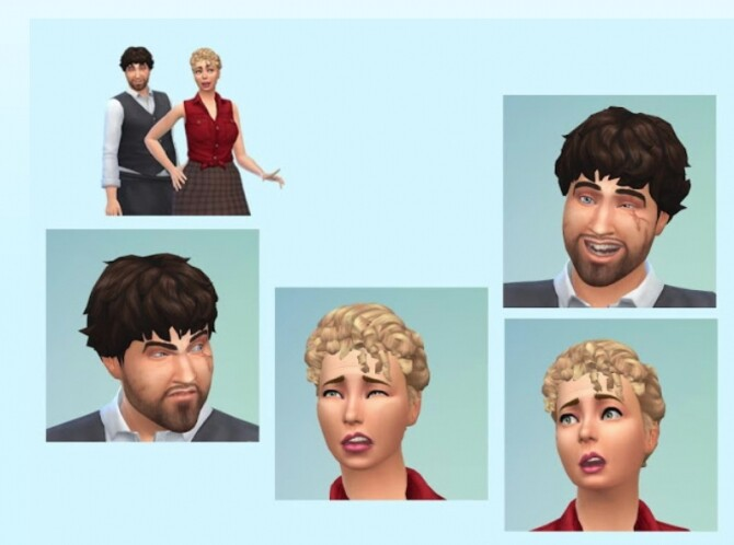 Krovert Teigen family at KyriaT's Sims 4 World image 189 670x498 Sims 4 Updates