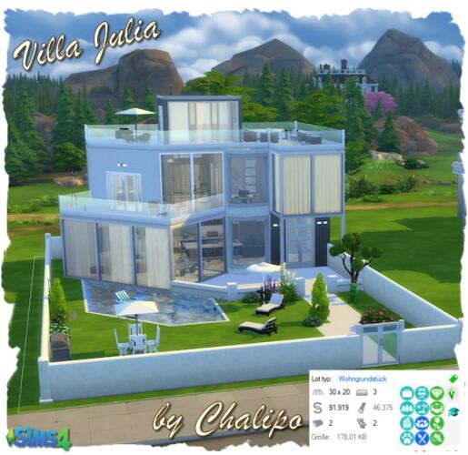 Villa Julia by Chalipo