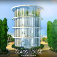 Glass house by Summerr Plays