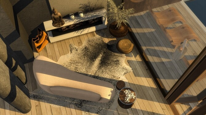 Cow skin rugs vol.1 at Simspiration Builds image 1976 670x377 Sims 4 Updates