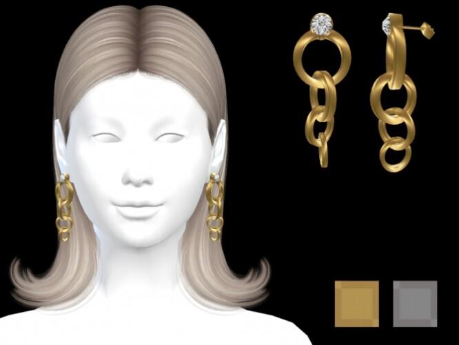 Diamond Earrings 02
