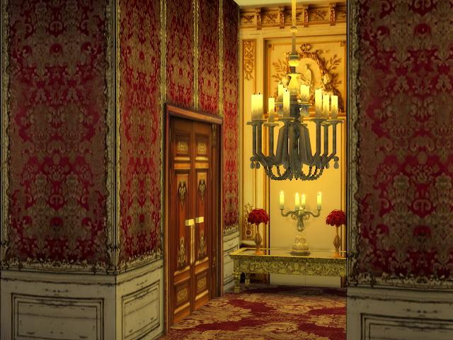 Sims 4 Angel Windows at Anna Quinn Stories