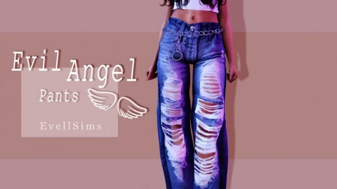 Evil Angel Pants
