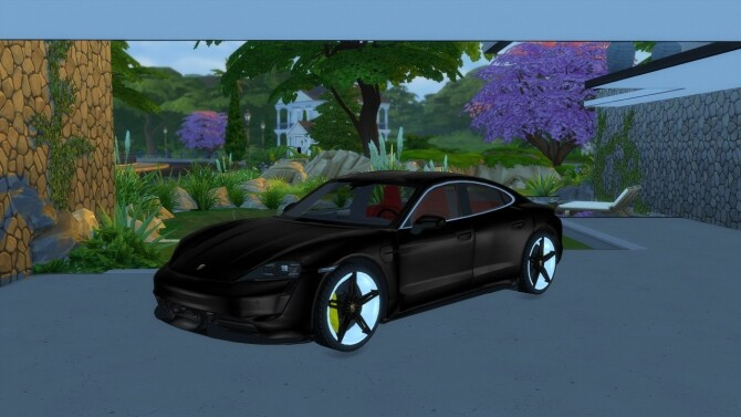 Porsche Taycan by LorySims image 20111 670x377 Sims 4 Updates