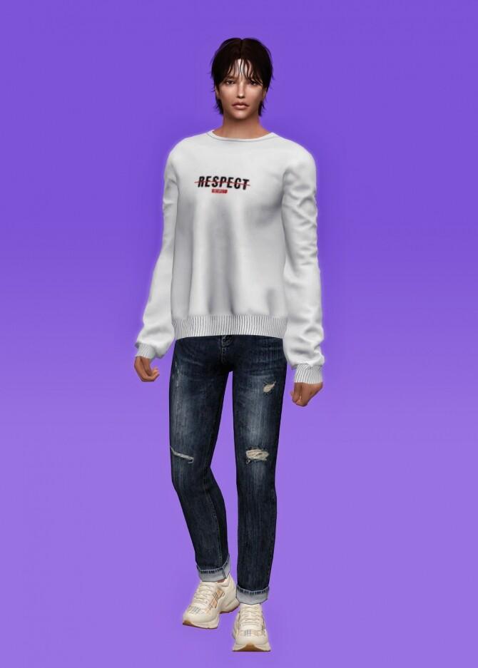 Male dream sweat shirts at L.Sim image 2043 670x937 Sims 4 Updates
