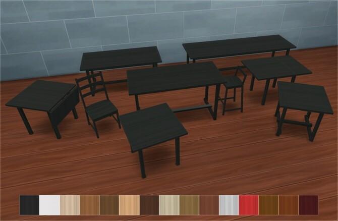 Sims 4 IKEA Inspired NORDVIKEN at Veranka