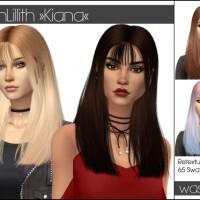 LeahLillith Kiana hair retextured
