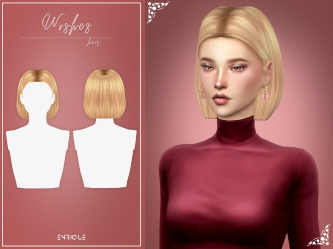 Wishes Hairstyle