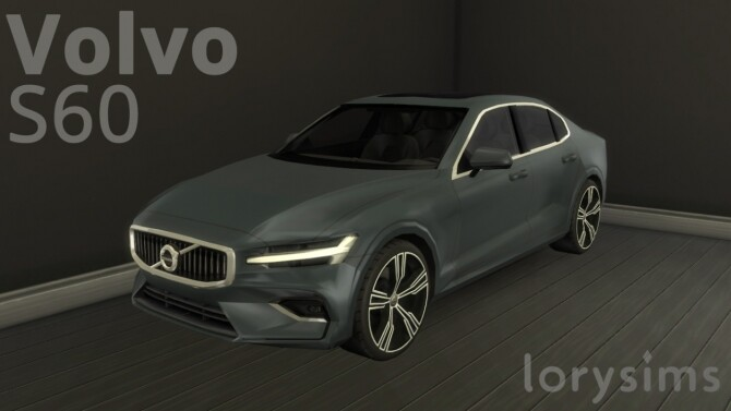 Volvo S60 by LorySims
