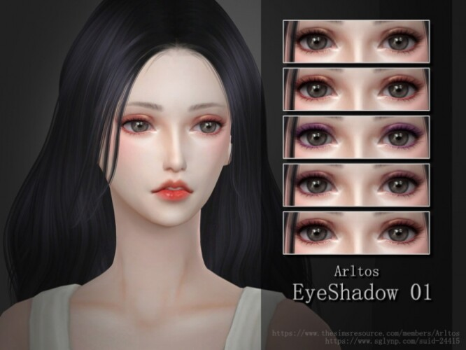 Eyeshadow 01 by Arltos