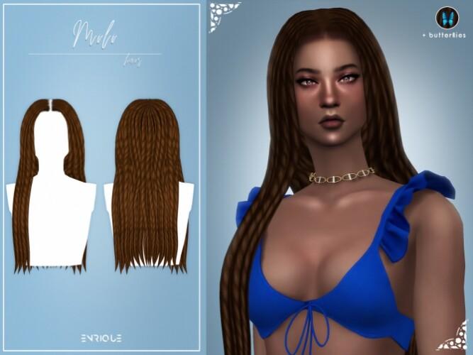 Mili Hairstyle