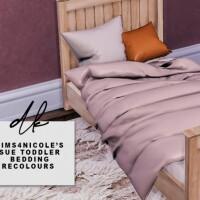 Sue Toddler Bedding Recolours