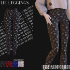 Kylie Leggings by Silence Bradford