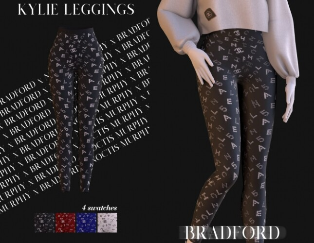 Kylie Leggings by Silence Bradford