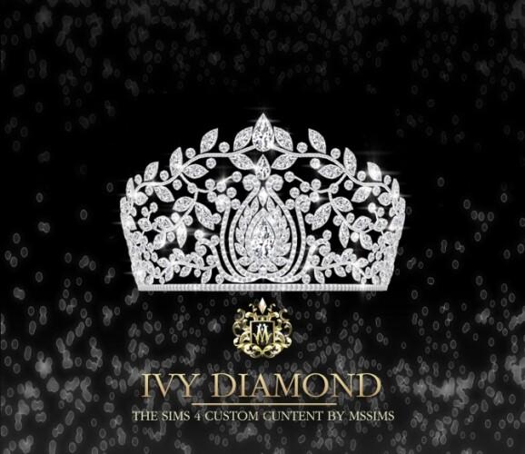IVY DIAMOND CROWN