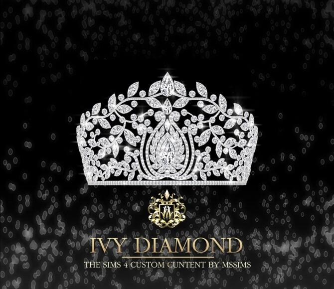 IVY DIAMOND CROWN at MSSIMS image 23110 670x580 Sims 4 Updates