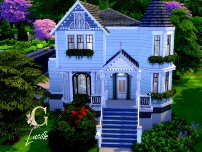 Lucille house by GenkaiHaretsu