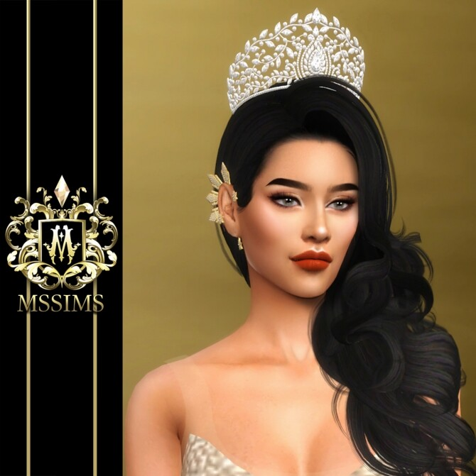 IVY DIAMOND CROWN at MSSIMS image 2327 670x671 Sims 4 Updates