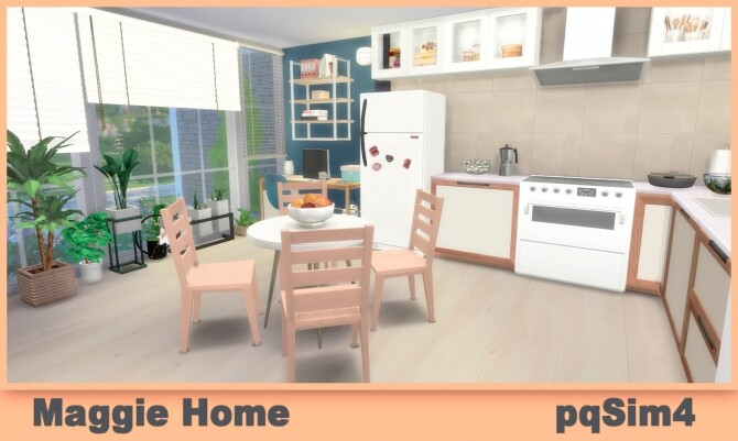 Maggie Home at pqSims4 image 2333 670x401 Sims 4 Updates