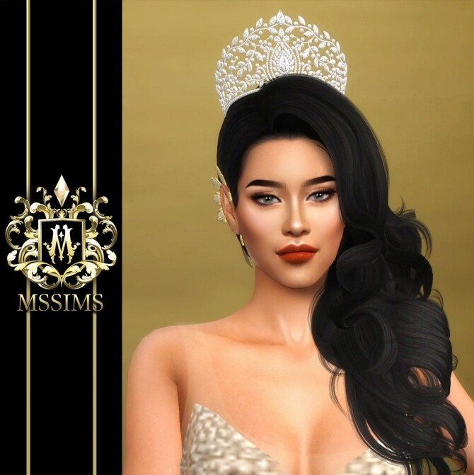 IVY DIAMOND CROWN at MSSIMS image 2334 670x671 Sims 4 Updates