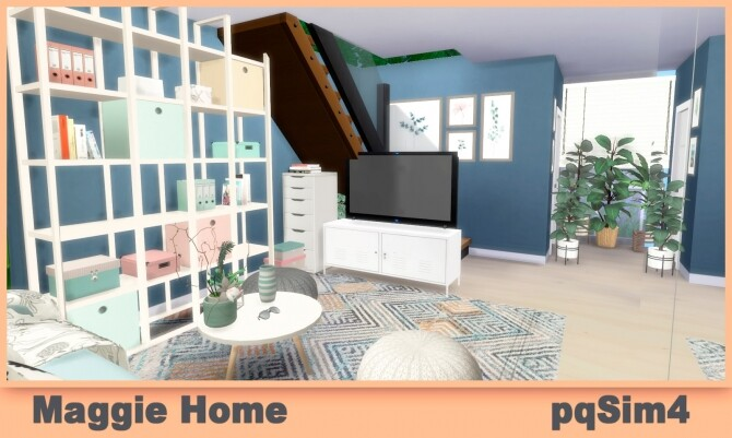 Maggie Home at pqSims4 image 2343 670x401 Sims 4 Updates