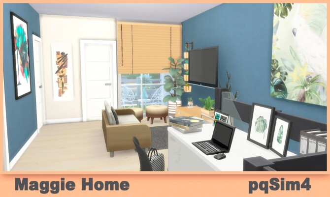 Maggie Home at pqSims4 image 2353 670x401 Sims 4 Updates