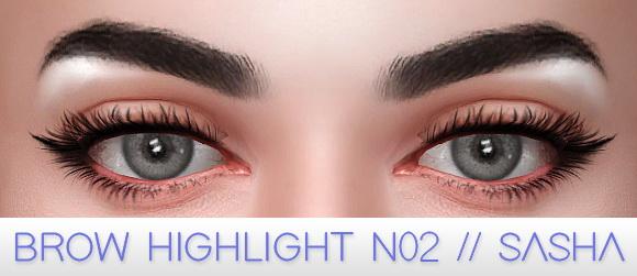 Fancy eyebrow kit at Praline Sims image 23711 Sims 4 Updates