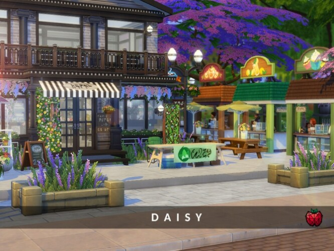 Daisy flower shop by melapples