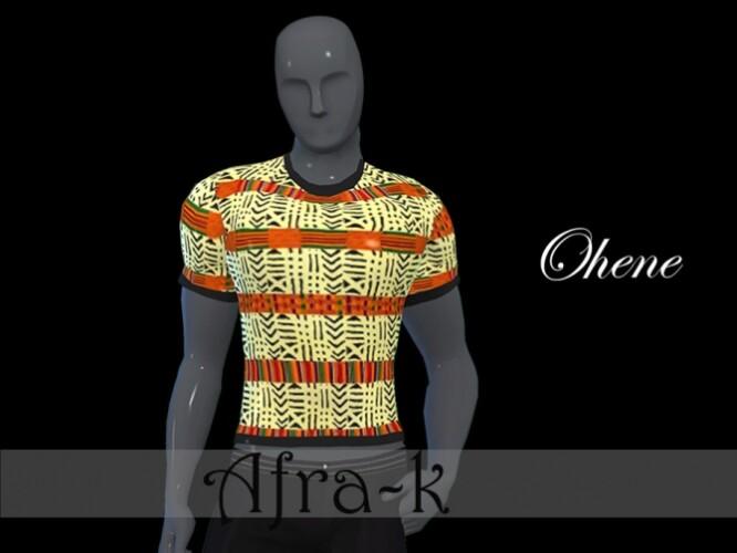 Ohene t-shirt by akaysims