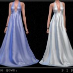 Yvonne gown by Pipco