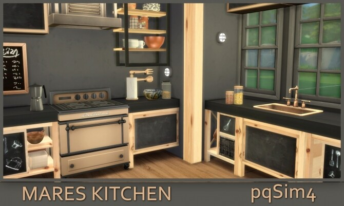 Mares Kitchen at pqSims4 image 2492 670x401 Sims 4 Updates