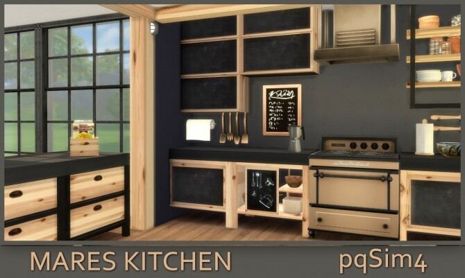 Mares Kitchen at pqSims4 image 2501 670x401 Sims 4 Updates