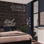 Aquarius Brick Walls by Networksims