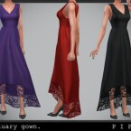 Sanctuary gown by Pipco