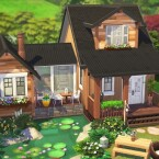 OFF-THE-GRID FAMILY HOME