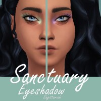 Sanctuary Eyeshadow by Sagittariah