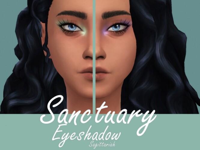 Sanctuary Eyeshadow by Sagittariah