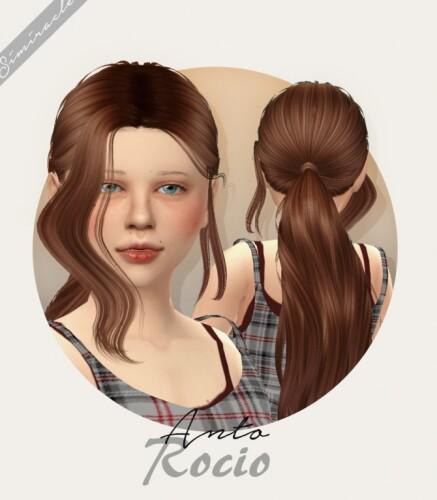 Anto Rocio Hair Kids Version